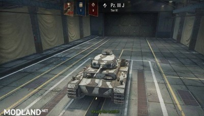 PZIII J remodel : PZIII J with the VK30.01H hull and chassis 3 [1.0.2.3], 2 photo
